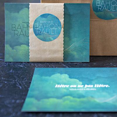 Bahon Rault édition d'objets de papeterie